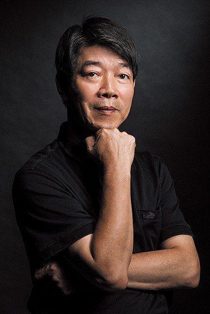 烏托邦的藝想家柯鴻圖教授。 臺華藝術中心/提供