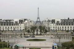 把整座巴黎搬到杭州!大陸山寨小鎮讓法國攝影師看傻