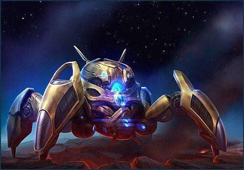《星海爭霸®》神族英雄「菲尼克斯」登陸《暴雪英霸®》