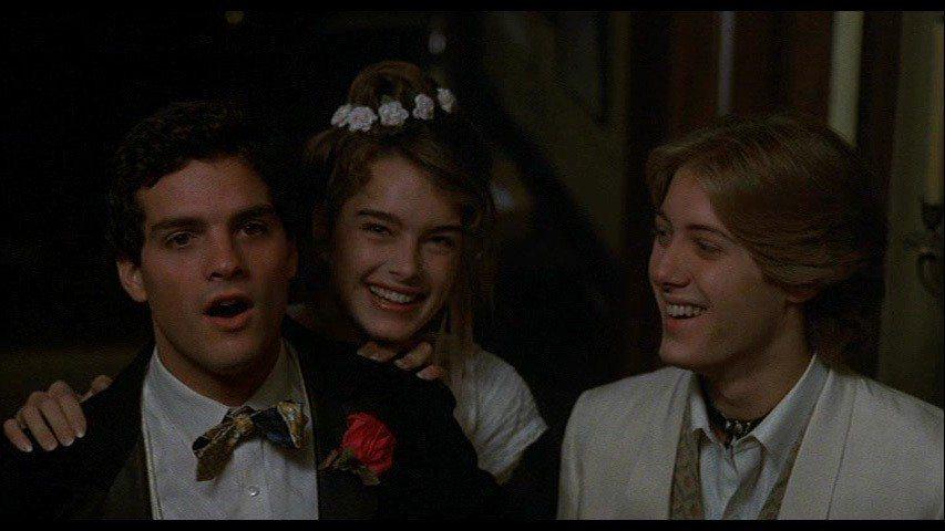 馬丁海威(左起)、布魯克雪德絲、詹姆斯史派德合作演出「無盡的愛」。圖/摘自imd...
