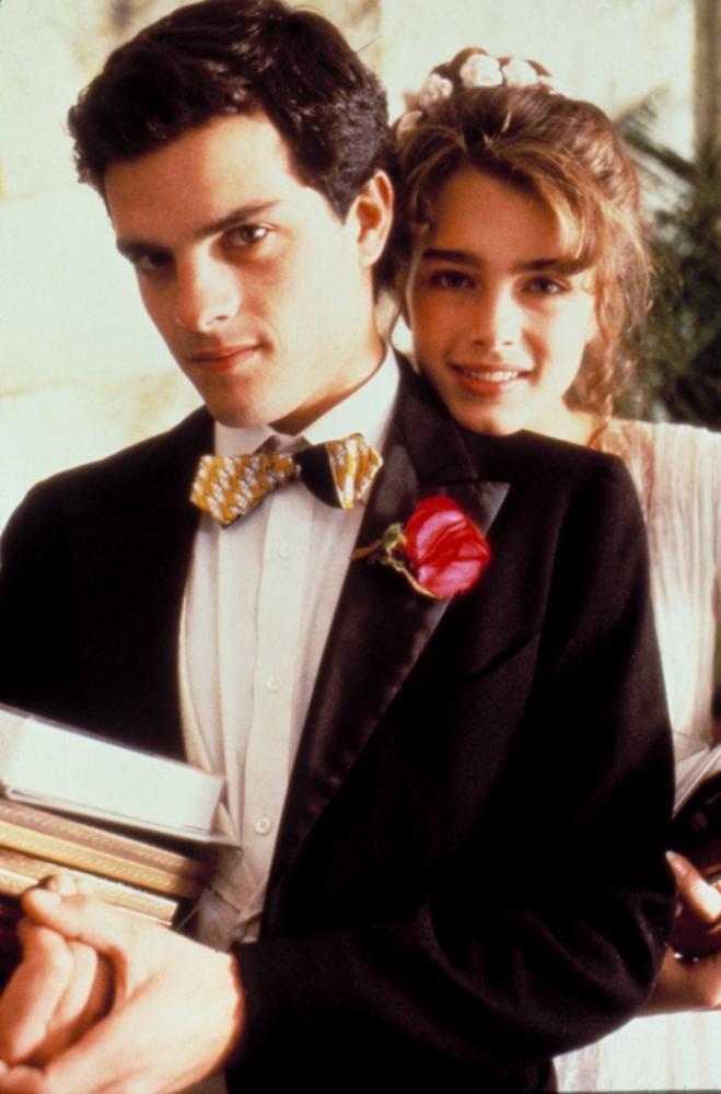 馬丁海威與布魯克雪德絲在「無盡的愛」搭配賞心悅目。圖/摘自imdb