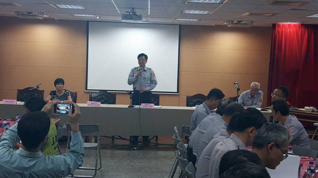 板橋警分局長王文澤說,這幾年來詐騙手法不斷推陳出新,詐騙集團都能跟上潮流,警方的...