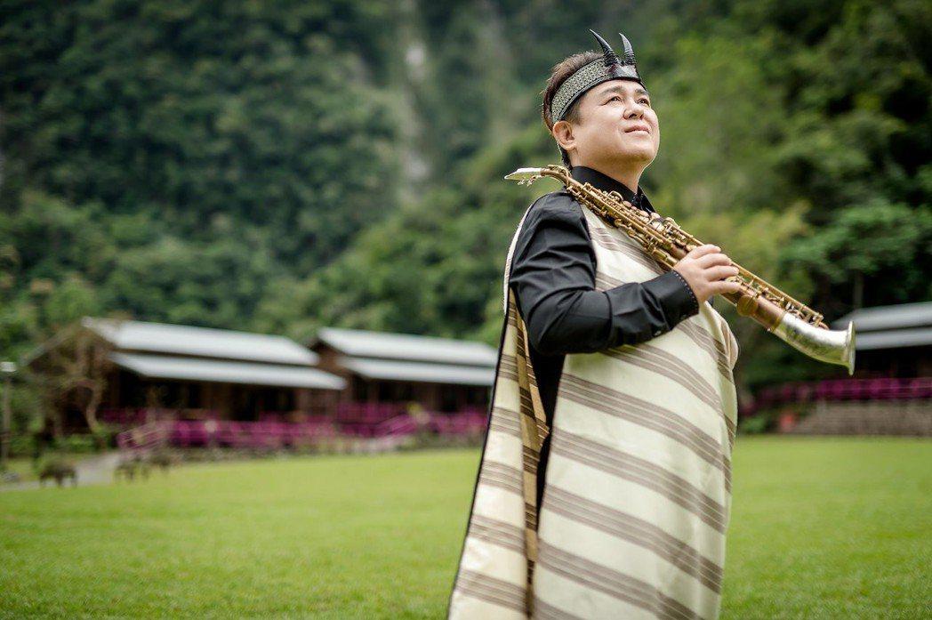 胡笙將於5月7日在國父紀念館舉行「風動新生命音樂會」。圖/胡笙音樂藝術提供