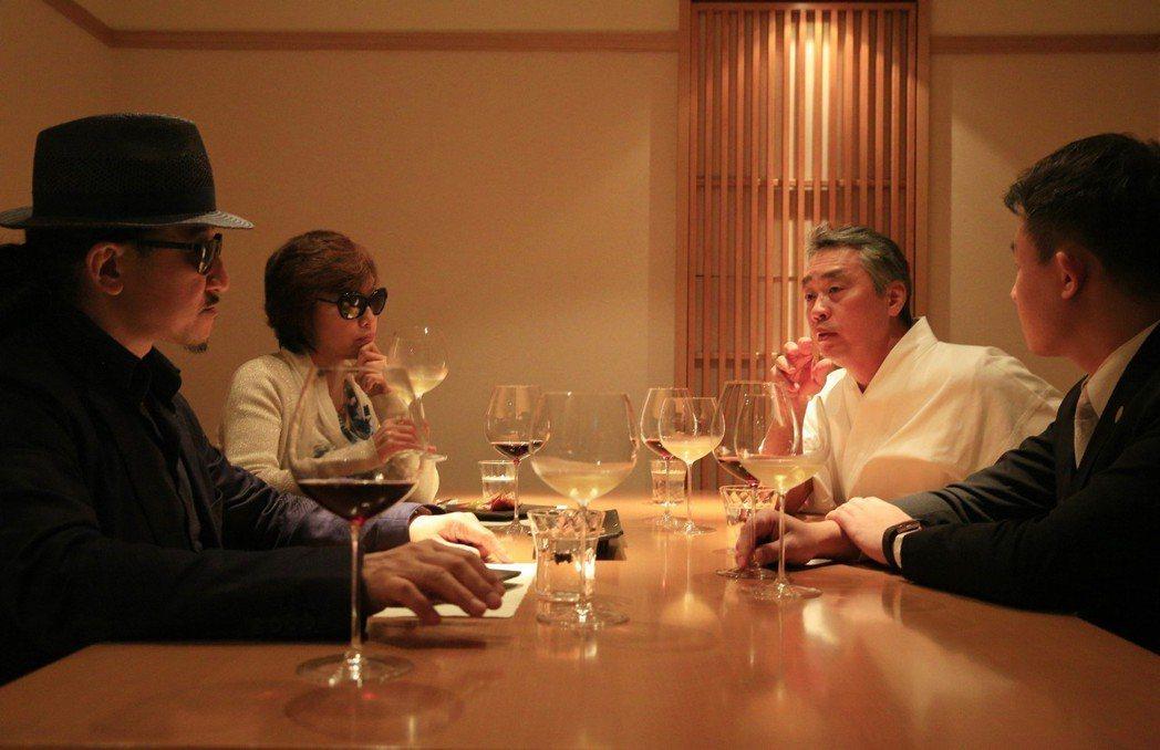 神之雫x神田裕行Mariage餐酒盛宴,即將在台北西華飯店登場。圖/台北西華飯店...