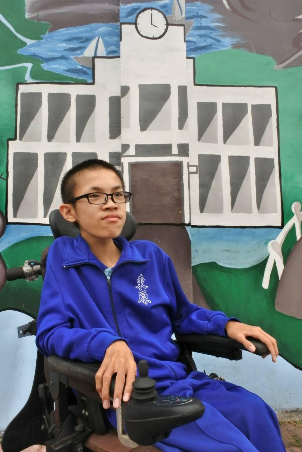 台南市東原國小羅仁宏獲台南市總統教育獎特優。圖/教育局提供