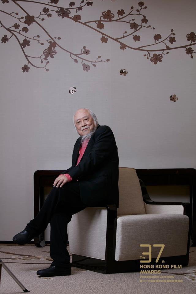 資深名導楚原將獲香港電影金像獎頒發終身成就獎。圖/摘自官方臉書