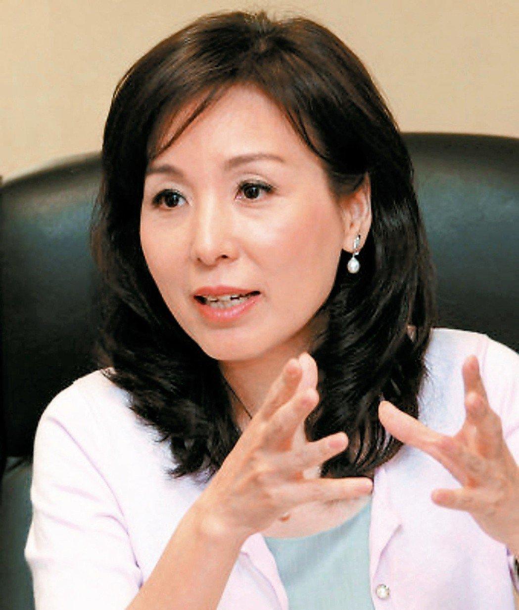 新光金控副董事長李紀珠今天晚間宣布個人臉書粉絲專頁重新開張。聯合報系資料照