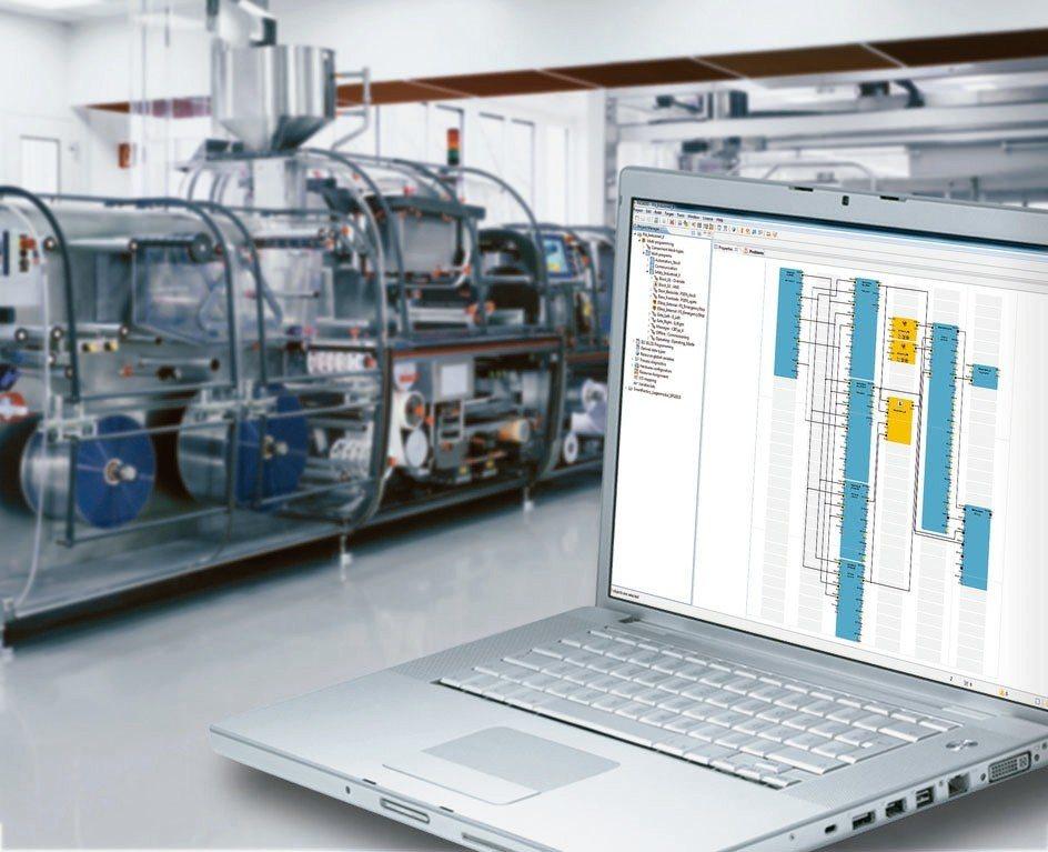 Pilz PSS 4000可提供完整的安全自動化解決方案。 皮爾磁/提供
