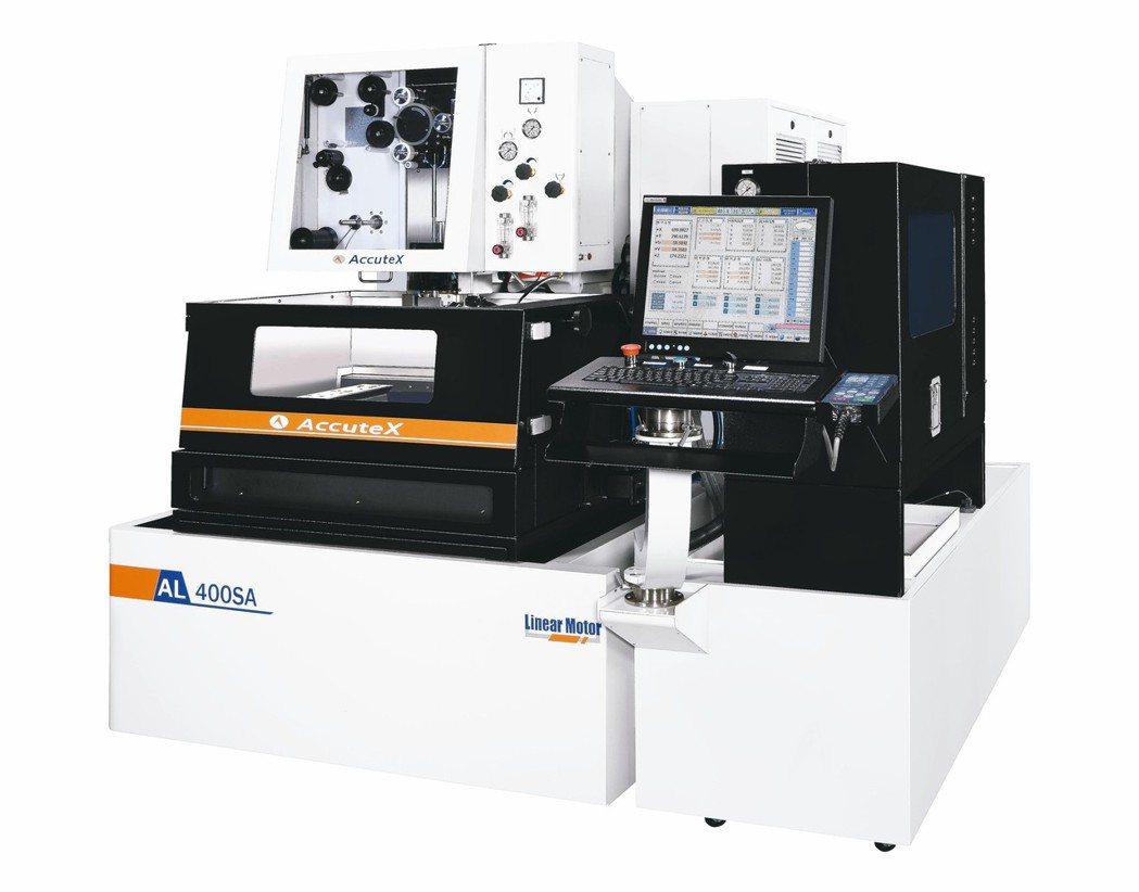 徠通科技AL系列機台高CP值,獲業界好評。 徠通科技公司/提供