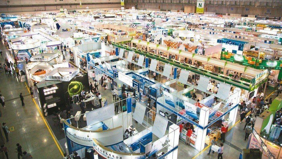 生技產業年度盛會台灣生技月7月18日登場。 台灣生物產業發展協會/提供