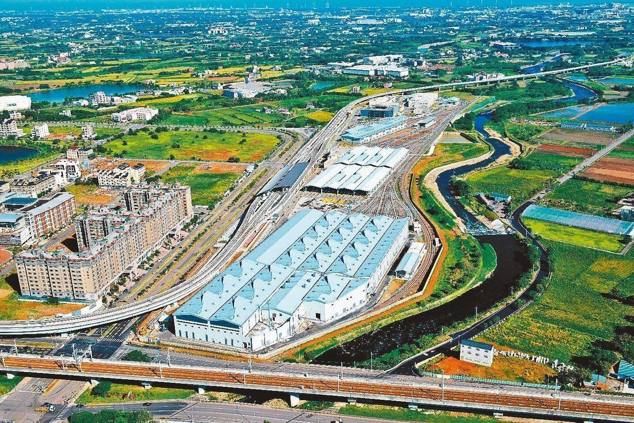 法人表示,商用不動產市場延續去年走強態勢,桃園市與高雄市大型標案將陸續登場。圖為...