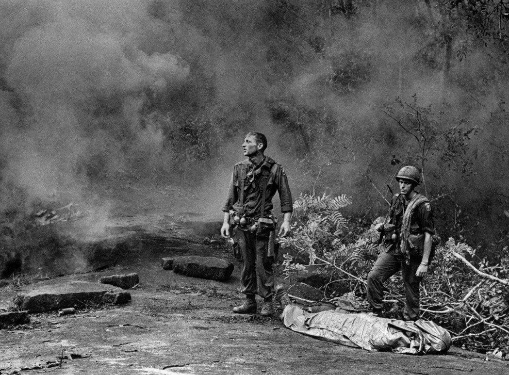 越戰,終於結束了。 圖/美聯社