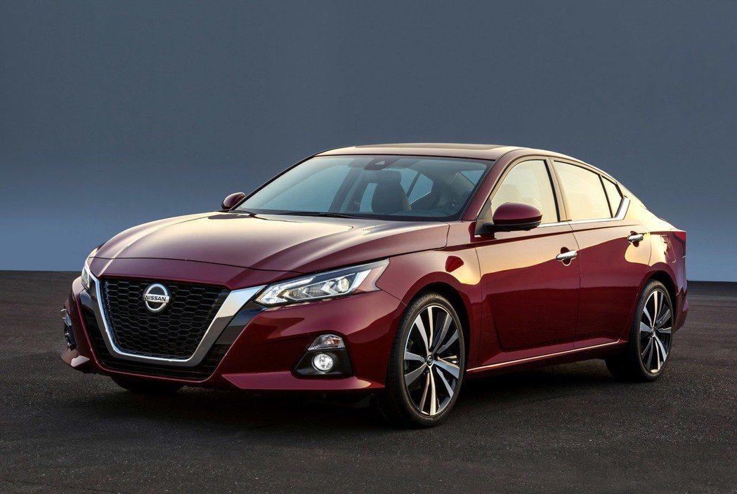 全新Nissan Altima,VC Turbo加持 引擎運轉更有效率、ProP...