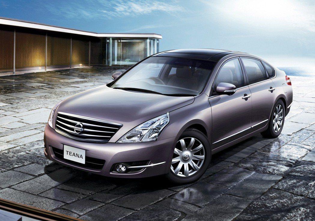 國產2代Teana自2009年販售至今遲遲未大改款。 摘自Nissan