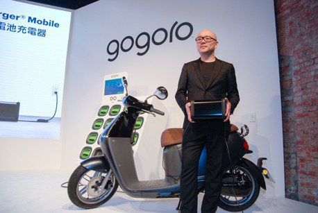 進軍東部還能充電!Gogoro 推出隨車充電器、GoStation® 2.0 換電站