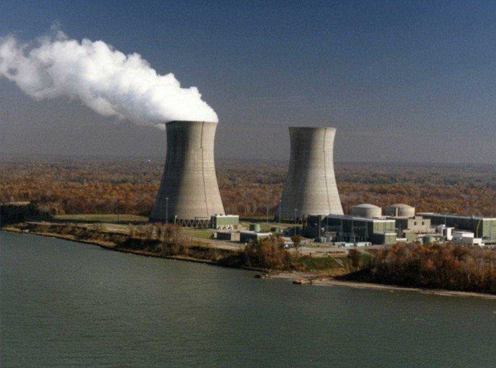 俄亥俄州派瑞核電廠。取自第一能源官網