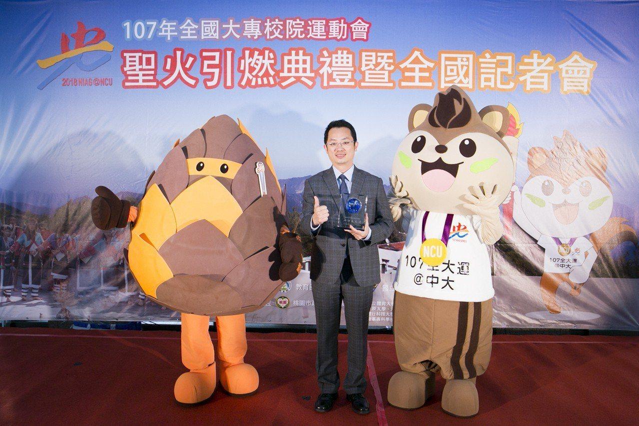 電競首入全大運,華碩ROG成官方唯一指定硬體品牌。(圖/華碩提供)