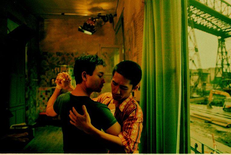 王家衛經典電影「春光乍洩」將在北京電影節放映。圖/澤東提供