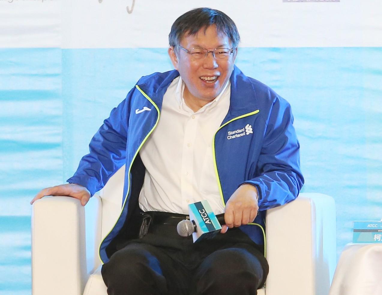 吳音寧保住北農總經理職位,讓台北市長柯文哲也受到不少議論。 圖/聯合報系資料照片