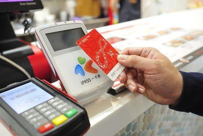 電子票證市場老三、南霸天「一卡通」,能否彎道超車悠遊卡? 圖片來源:劉國泰攝