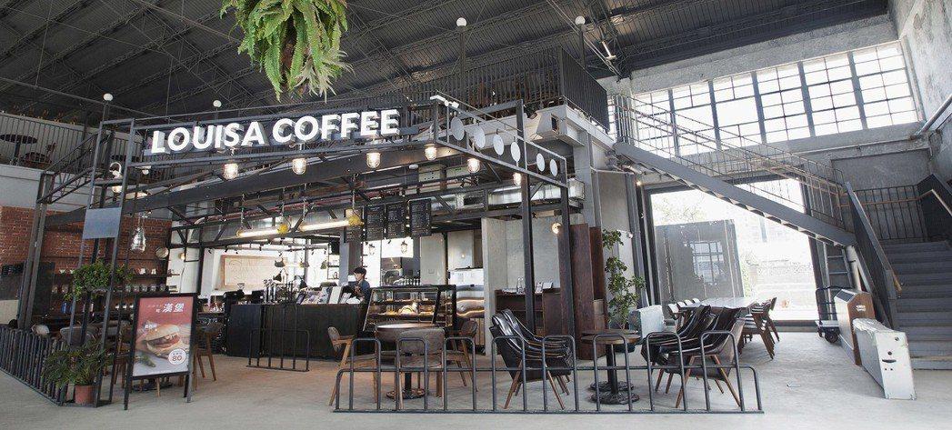 近年快速崛起的「Local King」連鎖咖啡潮牌─路易莎,應高雄巿長陳菊邀請,...