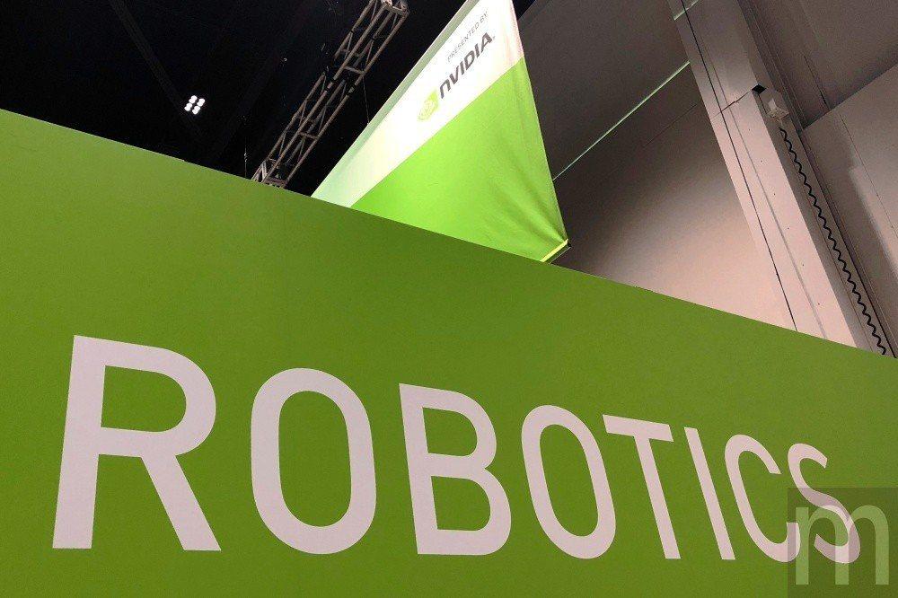NVIDIA預期將擴大機器人應用市場發展