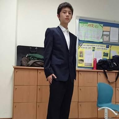 孫安佐在老師同學眼中都屬善良。圖/摘自臉書