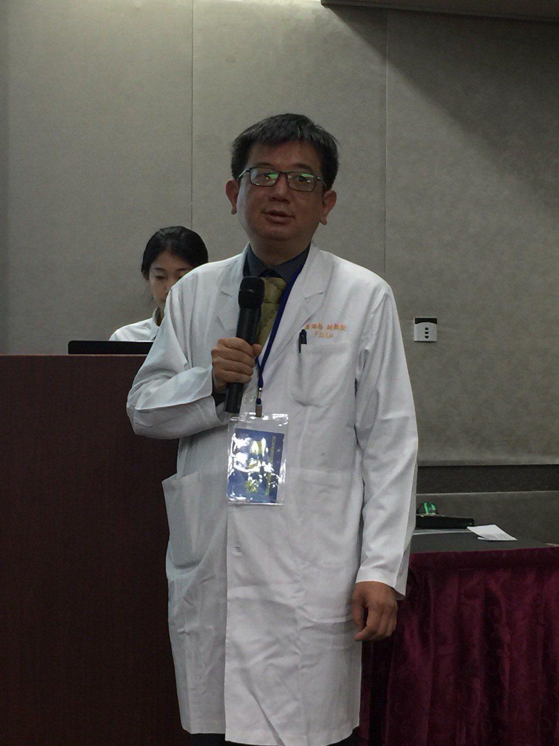 林口長庚醫院兒童內分泌暨遺傳科副教授主治醫師羅福松表示,第一型糖尿病的患者,必須...