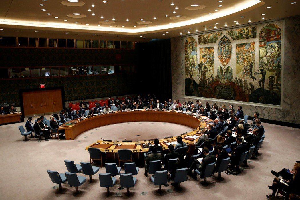 聯合國安理會12日就敘利亞問題召開會議。美國30日成功爭取安理會支持,對北韓實施...