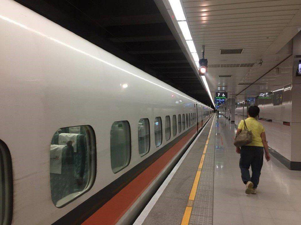 高鐵是否南延屏東再成話題。圖/本報資料照