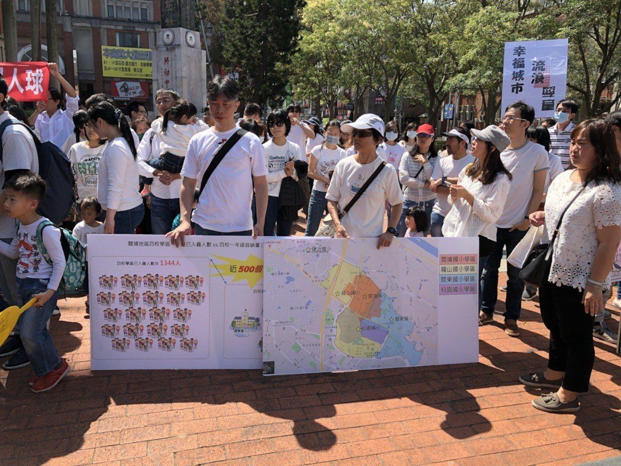 被譽為新竹市第1所「城市中的森林校園」的新竹市關埔國小,將在9月招生,卻因不少關...