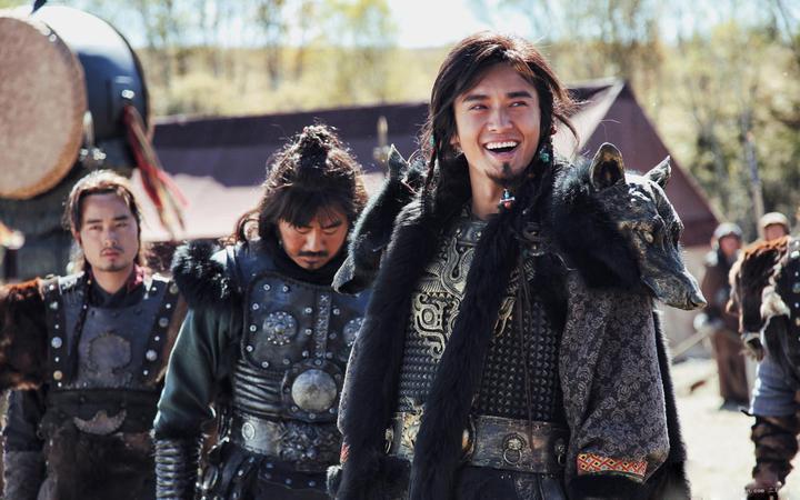 高雲翔在「羋月傳」中飾演義渠王,粗獷外型有「草原春藥」封號。圖/本報資料照