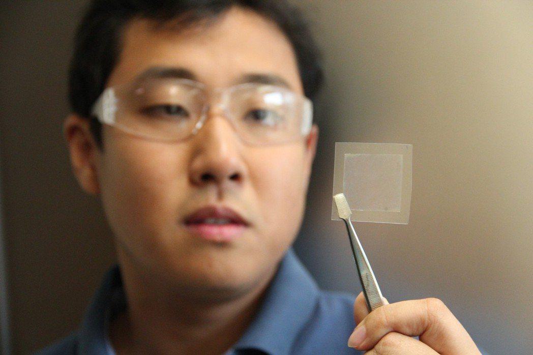 石墨烯被譽為「新材料之王」、「超級心臟」。 圖/取自澳洲聯邦科學與工業研究組織
