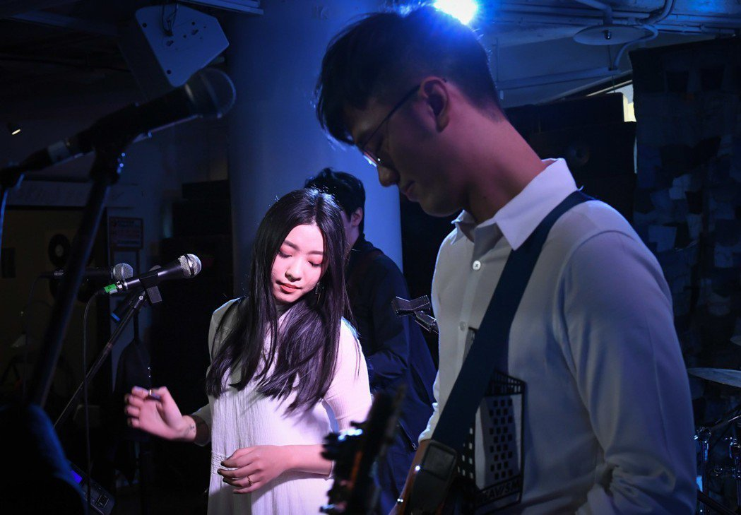 Nightcap睡帽樂團等3年再開唱。圖/福茂提供