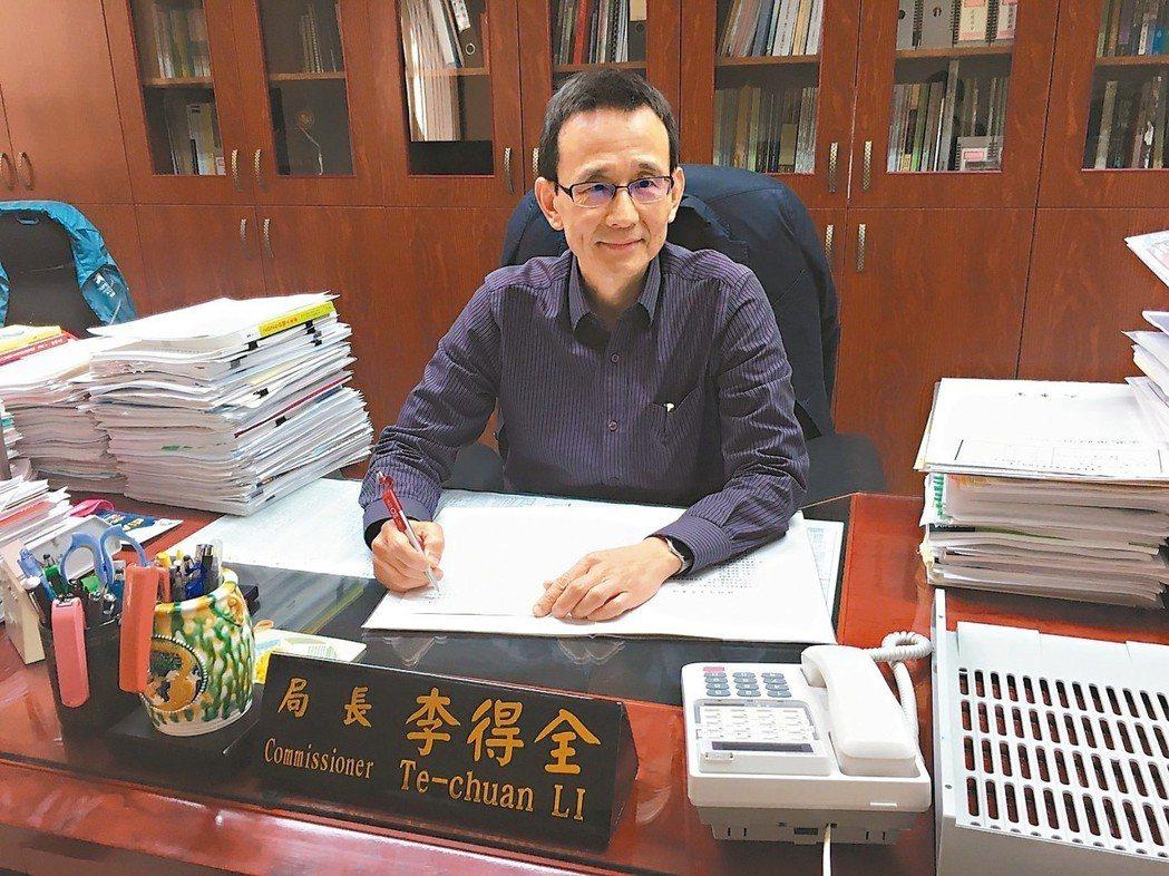 有著市長柯文哲期待的「鯰魚精神」,台北市地政局長李得全鼓勵同仁創新、改變,讓保守...