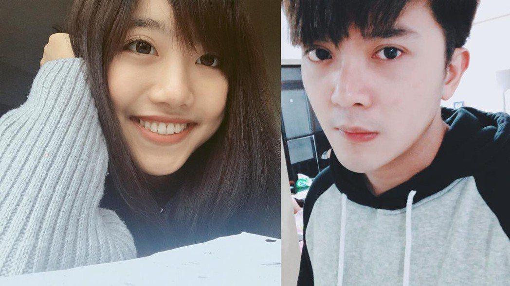 網路歌手蔡佩軒與「妮妮」作曲者黃宇哲情變。圖/擷自臉書