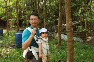 李娉婷/石虎保育的「不熱血」後勤:訪林管處公務員余建勳