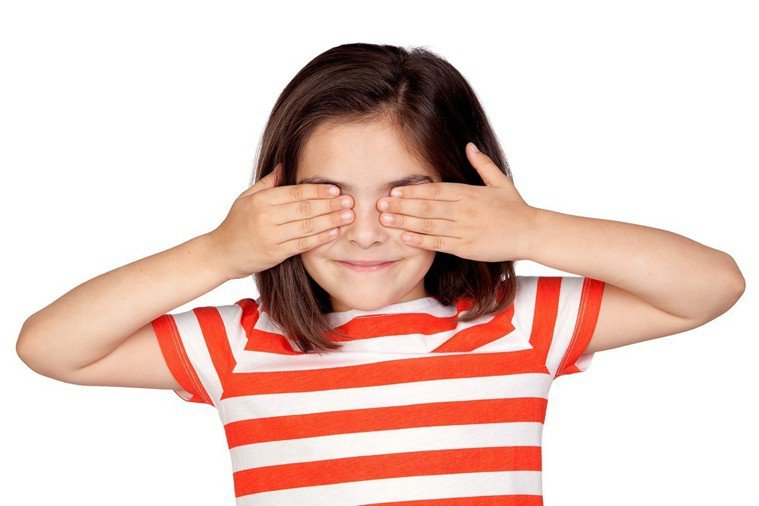 斜視的疾病很多從小就有的,必須從小就診斷並追蹤治療。 圖片/ingimage