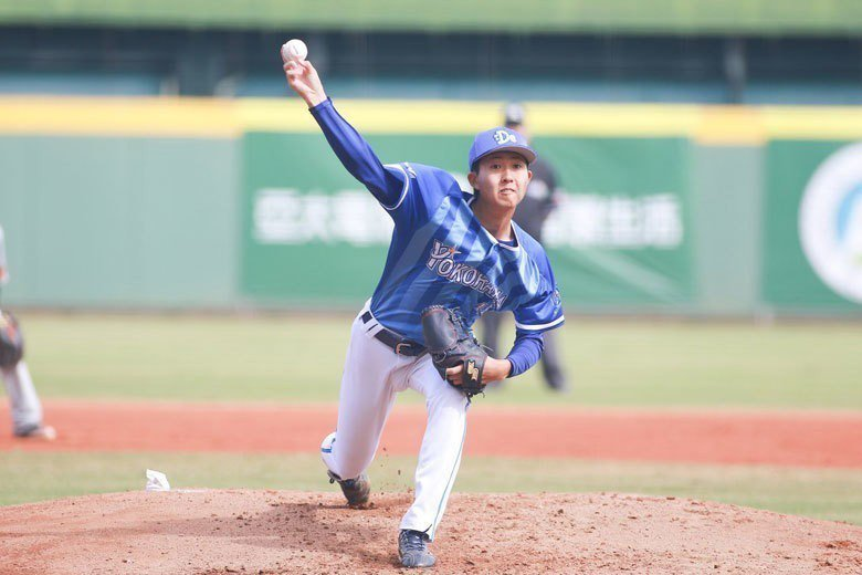 DeNA的19歲小將京山將彌本季不但初登板就拿下勝投,接下來取得三連勝佳績,更暫...