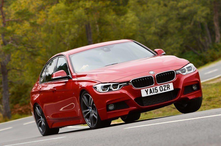 BMW 3-Series。 摘自Autocar