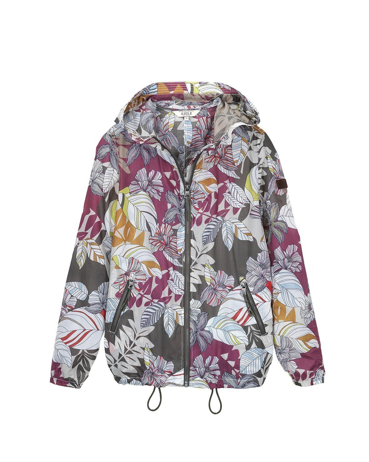Aigle超輕量女裝外套,約7,500元。圖/Aigle提供