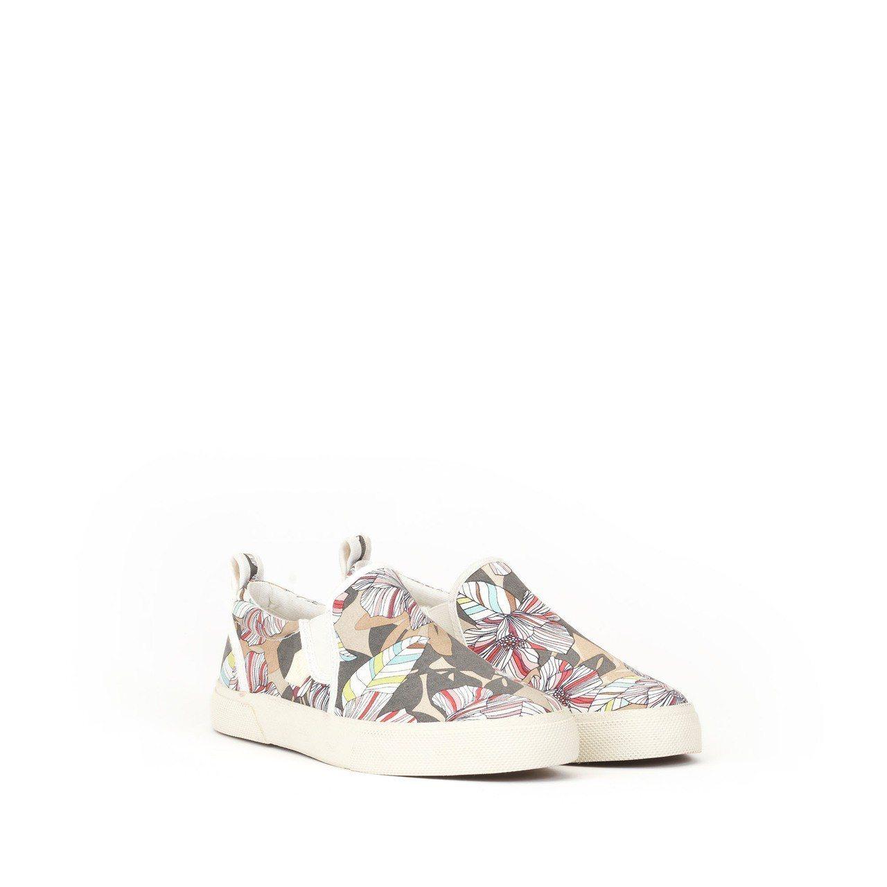 Aigle女款休閒便鞋,約3,200元。圖/Aigle提供