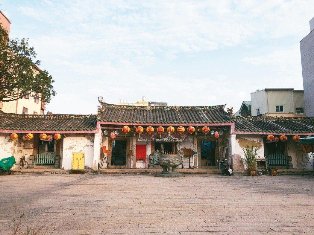 台南三山國王廟。