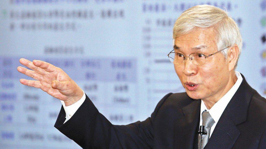 央行總裁楊金龍。 報系資料照
