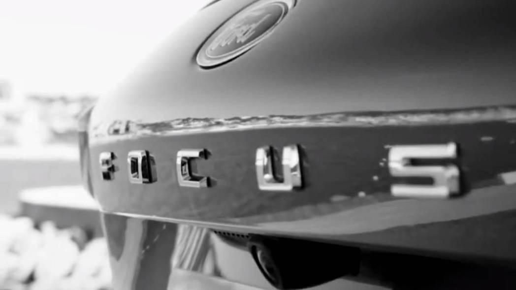 全新世代Ford Focus將會在4/10正式發表。 摘自Ford影片