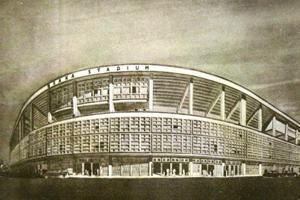 商場裡的投手板:大阪球場的前世今生