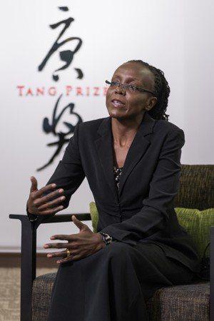 圖/Barbara Burmen博士是肯亞籍女醫師及公共衛生研究員,長期投入愛滋...