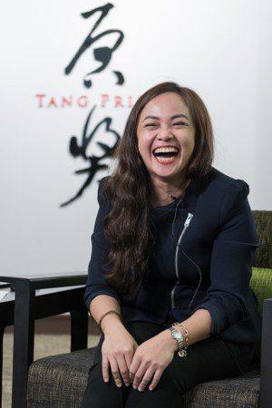 圖/來自菲律賓的Weena Gera教授鑽研脆弱區域國家管理結構的發展及其對永續...