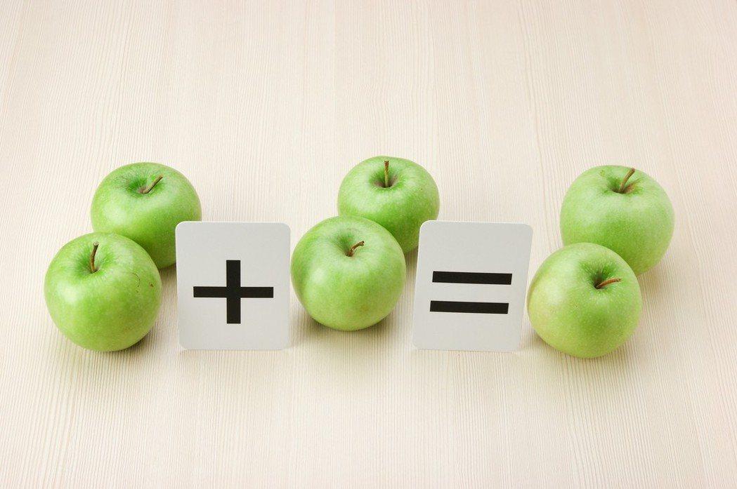 數學就是生活。圖/ingimage