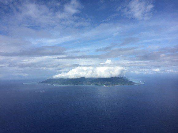 茉莉亞 (Moorea) 島。圖文來自於:TripPlus